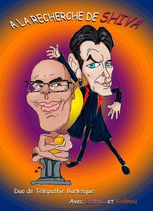 A la recherche de Shiva - Duo de télépathie