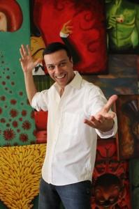 Artiste peintre Fabrini Crisci à l'affiche