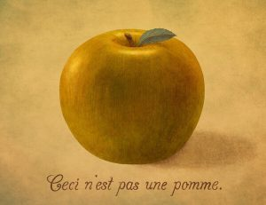 perception magritte