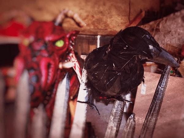 corvus • Corvus Corax et nos dragons • Fred Ericksen • Magicien Lyon • Conférencier mentaliste