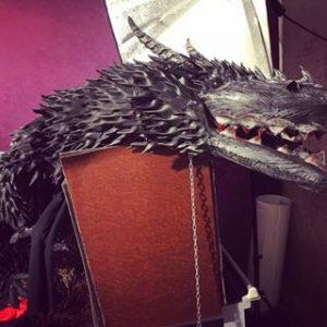 dragos en plénitude Fred Ericksen • Les dragons sont baptisés • Fred Ericksen • Magicien Lyon • Storyteller