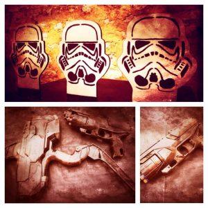 Animation Stand de tir Ecole des Jedi