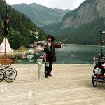 bulles de savon géantes bateau pirate 02 • Nouveauté tout en bulles ! • Fred Ericksen • Magicien Lyon • Storyteller