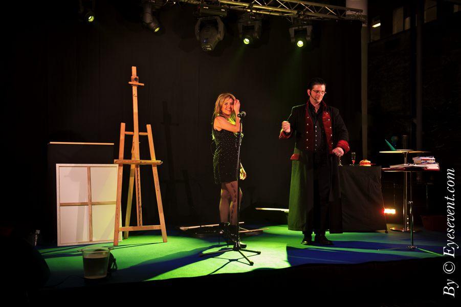 cabaret spectacle magie