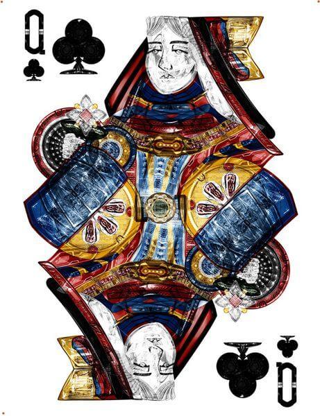 Collection privée des jeux de cartes de Fred Ericksen