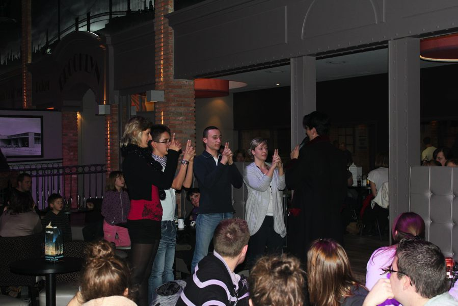 hypnose spectacle magie