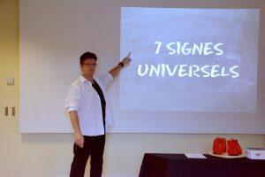 Fred Ericksen, mentaliste et Illusionniste, propose des conférences innovantes et originales sur le Management en Entreprise.