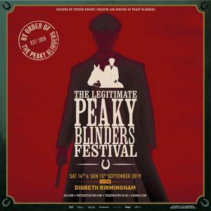 the legitime peaky blinders festival