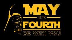 star wars 4 mai