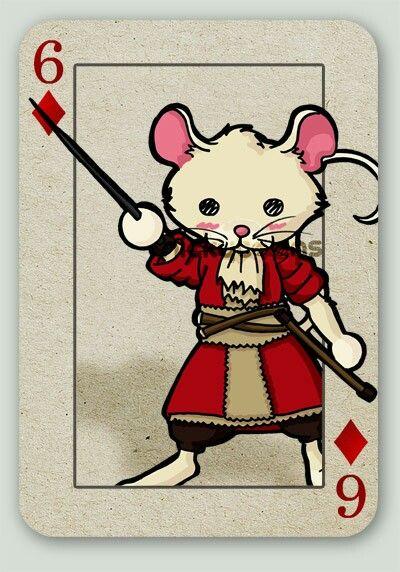 collection jeu de cartes disney 08 • Collection jeu de cartes disney • Fred Ericksen • Magicien Lyon • Storyteller