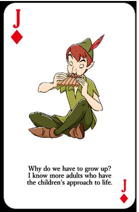 collection jeu de cartes disney 09 • Collection jeu de cartes disney • Fred Ericksen • Magicien Lyon • Storyteller