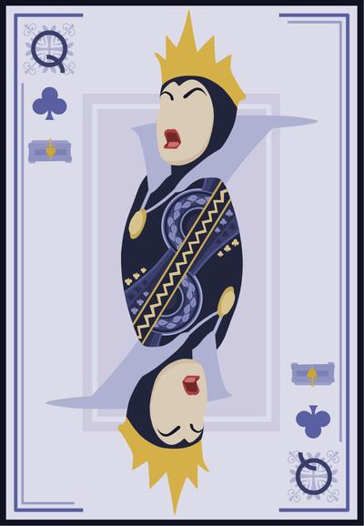 collection jeu de cartes disney 12 • Collection jeu de cartes disney • Fred Ericksen • Magicien Lyon • Storyteller