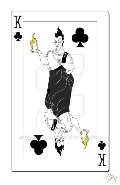 collection jeu de cartes disney 17 • Collection jeu de cartes disney • Fred Ericksen • Magicien Lyon • Storyteller