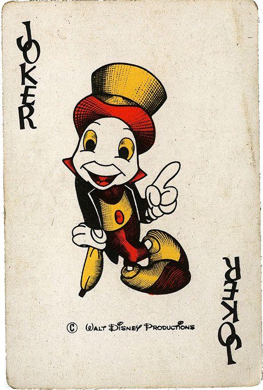 collection jeu de cartes disney 20 • Collection jeu de cartes disney • Fred Ericksen • Magicien Lyon • Storyteller