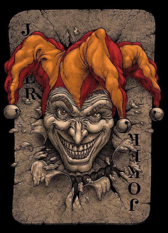 collection privee cartes à jouer fred ericksen magicien 014 • Collection privée Joker • Fred Ericksen • Magicien Lyon • Storyteller