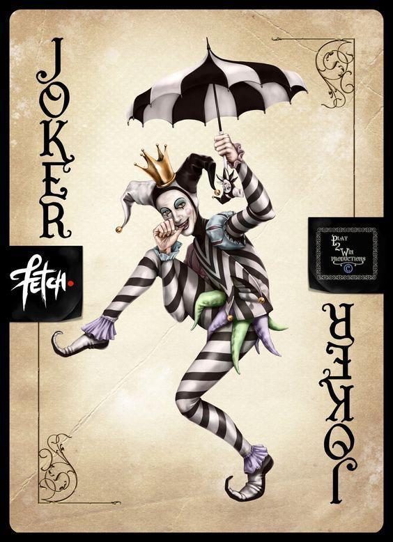 collection privee cartes à jouer fred ericksen magicien 033 • Collection privée Joker • Fred Ericksen • Magicien Lyon • Storyteller