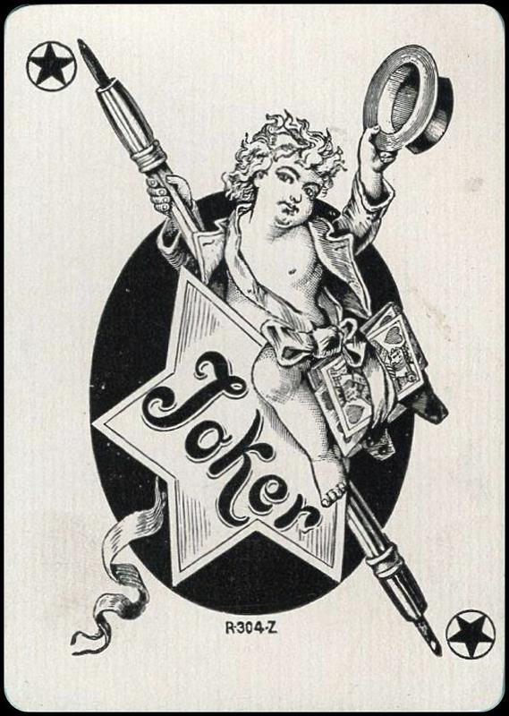 collection privee cartes à jouer fred ericksen magicien 034 • Collection privée Joker • Fred Ericksen • Magicien Lyon • Storyteller