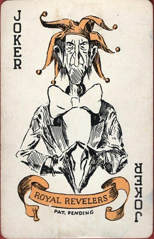 collection privee cartes à jouer fred ericksen magicien 056 • Collection privée Joker • Fred Ericksen • Magicien Lyon • Storyteller