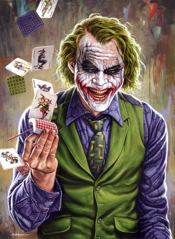 collection privee cartes à jouer fred ericksen magicien 105 • Collection privée Joker • Fred Ericksen • Magicien Lyon • Storyteller
