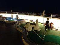 Une Animation Team Building avec le  Mini-Golf à lyon place des terreaux