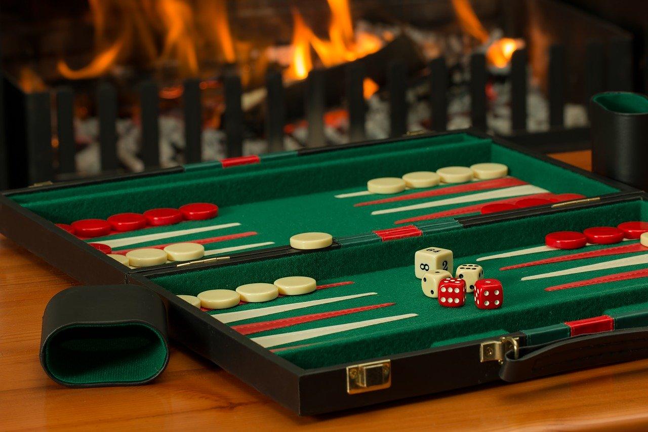jeux en bois - Roll-up de Table