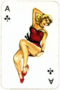 Collection Privée Pin Up Fred Ericksen 00 • Collection pin-up • Fred Ericksen • Magicien Lyon • Storyteller