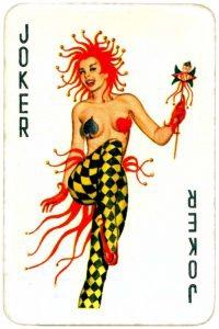 Collection Privée Pin Up Fred Ericksen 17 • Collection pin-up • Fred Ericksen • Magicien Lyon • Storyteller