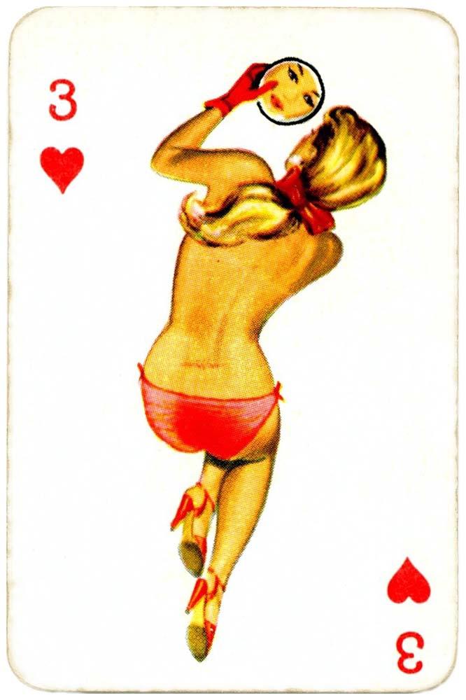 Collection Privée Pin Up Fred Ericksen 45 • Collection pin-up • Fred Ericksen • Magicien Lyon • Storyteller